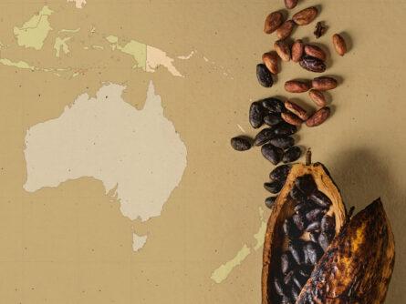 Australien und Schokolade?