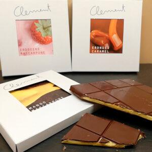 Clement Schokoladen  aus Ghana