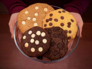 Himmlische Cookies