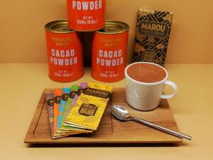 Marou Schokoladen aus Vietman