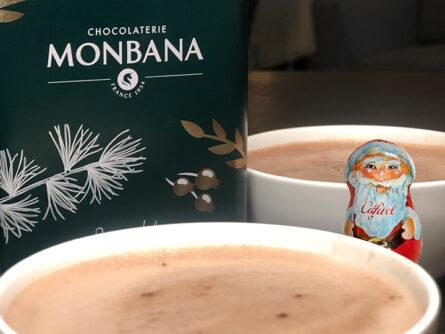 Monbana Trinkschokolade