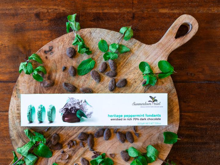 Summerdown Mint Schokoladen