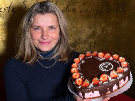 DANKE MAMA – Sag's mit einem Schokoladen-Herz