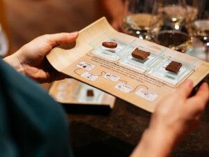 Woran erkennt man gute Schokolade?
