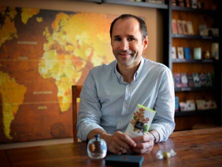 Firmengründer Ivo Schaffer