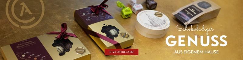CAMONDAS Schokoladen
