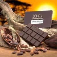 Schell - Uganda Extra Brut, 85%