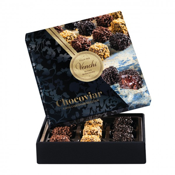 Venchi - kleine Geschenkbox Mini-Chocaviar