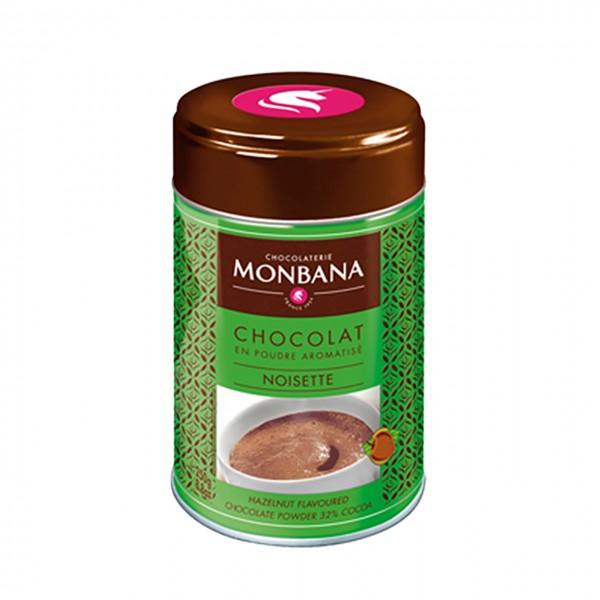 Monbana - Trinkschokolade Haselnuss