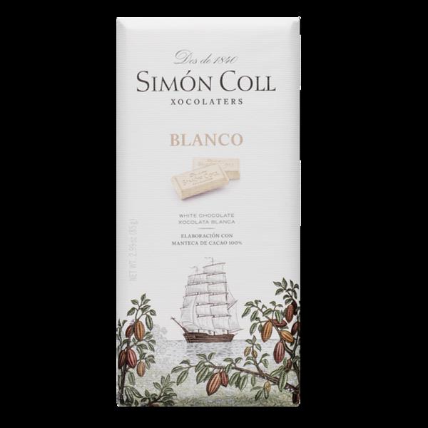 Simon Coll - Weiße Schokolade
