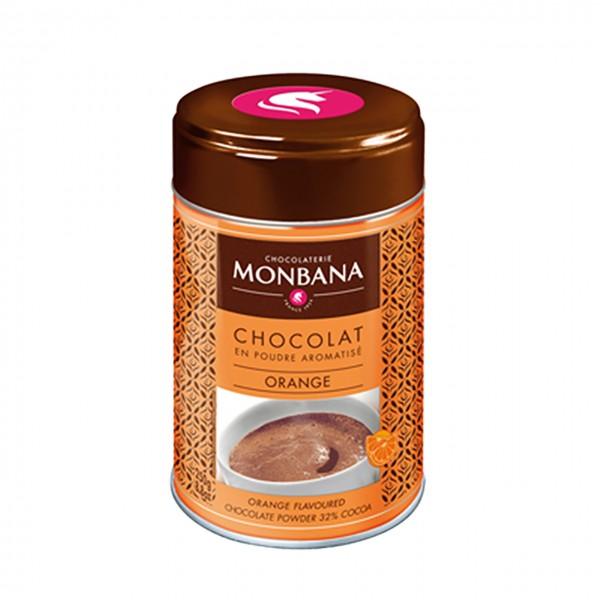 Monbana - Trinkschokolade Orange
