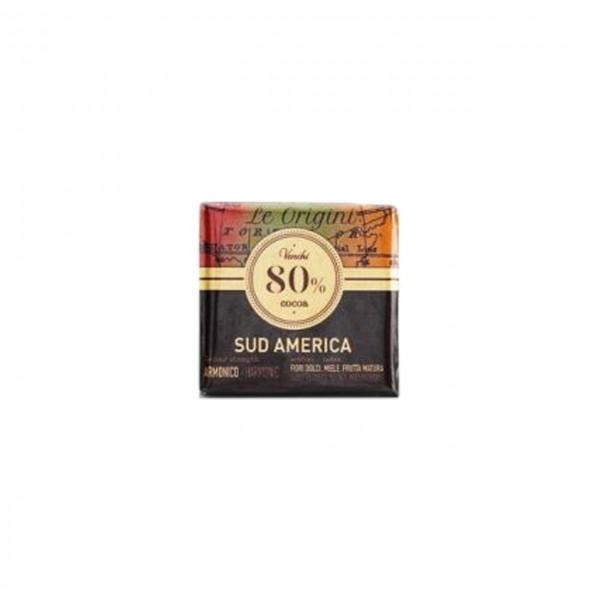 Venchi - Dunkle Napolitain-Schokolade aus Südamerika 80%