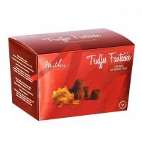 Mathez - Schokoladen-Trüffel mit gesalzenem Karamel