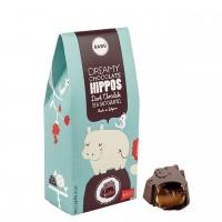 Baru - Packung Dunkle Hippos mit Meersalz und Caramel