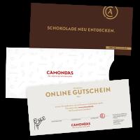 Geschenk-Gutschein für Onlineshop