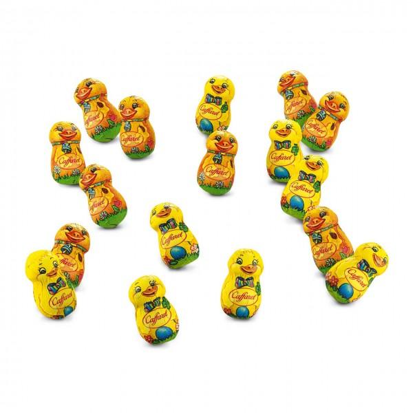 Caffarel - Mini-Osterküken aus Schokolade