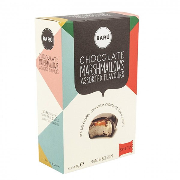 Baru - Chocolate Marshmallows assorted Flavous