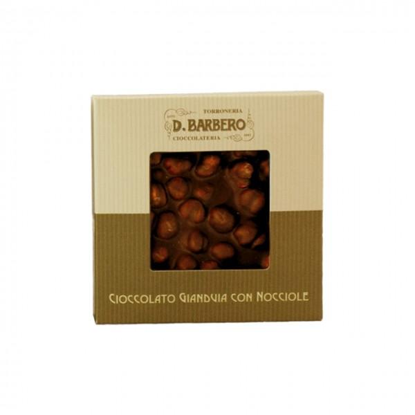 D. Barbero - Nougat-Schokolade mit Haselnüssen