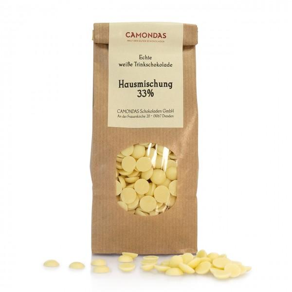 CAMONDAS - Hausmischung - Weiße Schokoladendrops