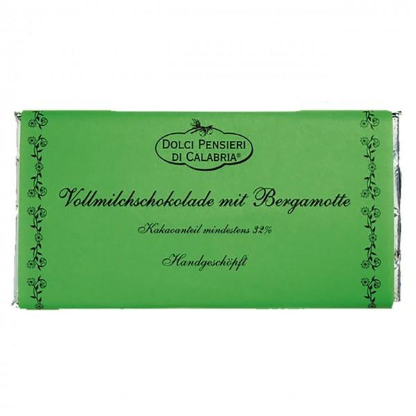 Dolci Pensieri - Vollmilch-Schokolade Bergamotte