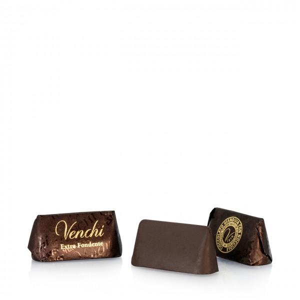 Venchi - Giandujotto Fondente italienisches Nougat aus dunkler Schokolade