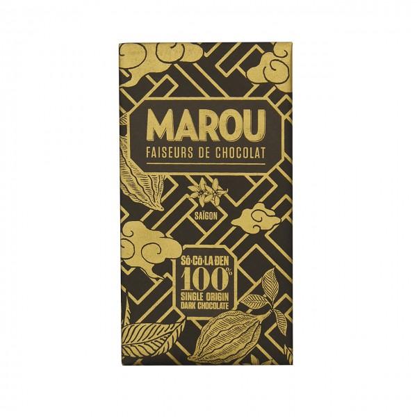 Marou - 100% Vietnamesische dunkle Schokolade