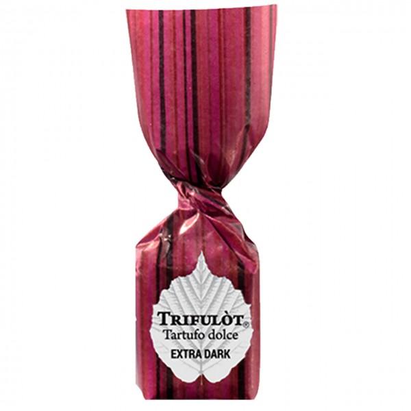 TartufLanghe - Mini Trifulòt - Tartufo dolce Extra Dark