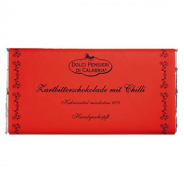 Dolci Pensieri - Dunkle Schokolade Chili