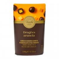 Venchi - Dragées mit kandierten Orangen