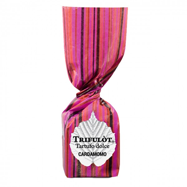 TartufLanghe - Mini Trifulòt - Tartufo dolce Cardamomo