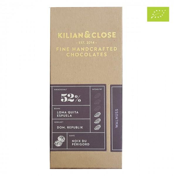 Kilian & Close - Walnuss, 52%