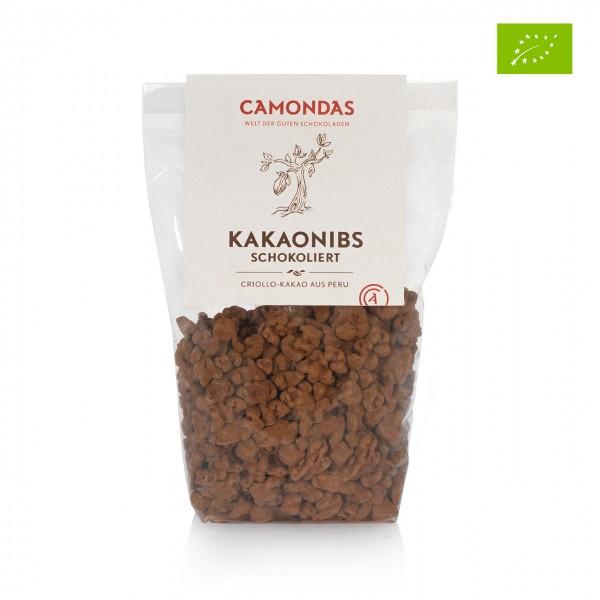 CAMONDAS - Schokolierte Kakaonibs