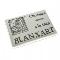 Blanxart - Trinkschokolade mit Vanille in Tafelform