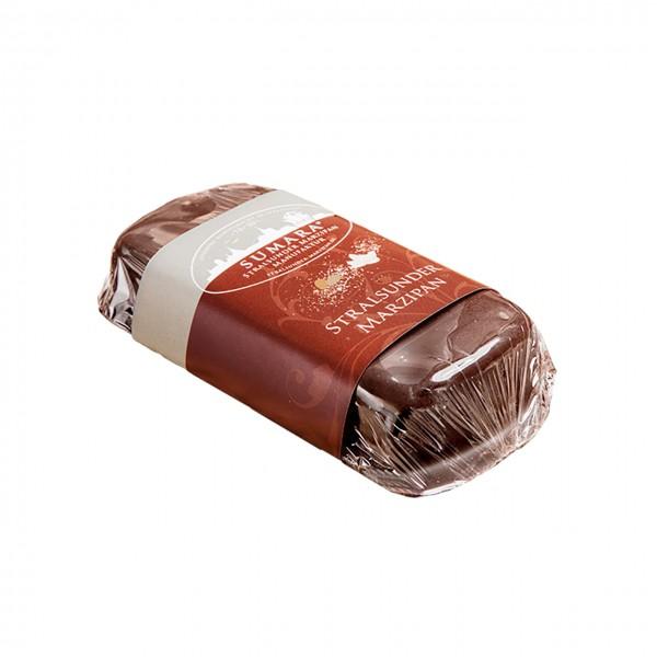 Sumara Stralsunder Marzipan - Marzipanbrot mit Zartbitter-Schokolade