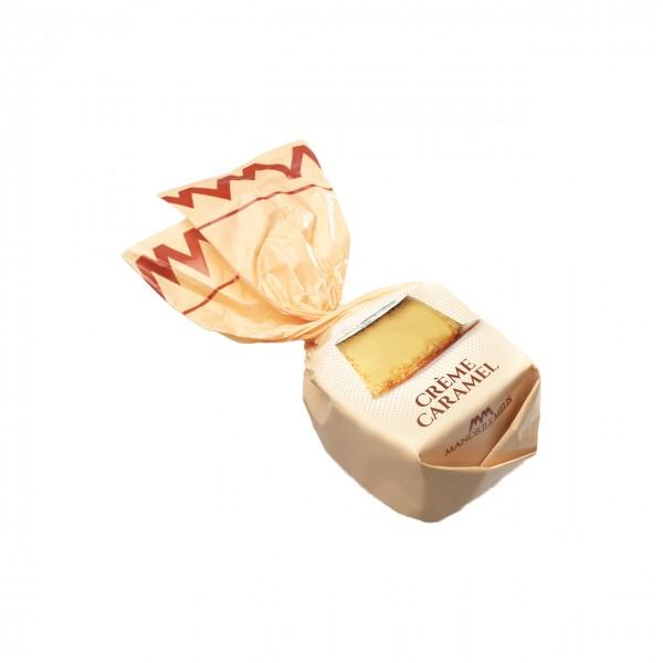 Cuneesi - Praline mit Karamell-Ganache gefüllt