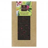 Bovetti - Dunkle Schokolade mit Cranberries