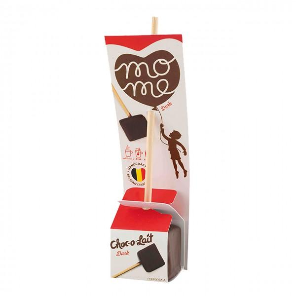 Choc-o-Lait Trinkschokolade am Stiel Dark