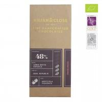Kilian & Close - Bio Kokosmilch-Schokolade mit Haselnüssen
