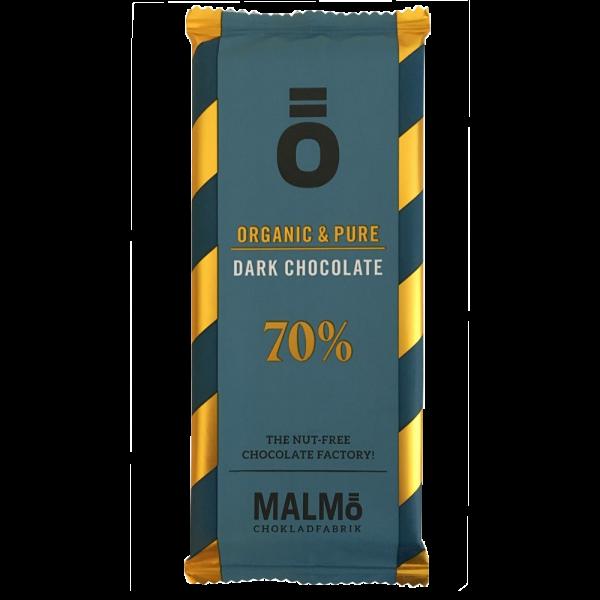 Malmö - Dunkle Schokolade 70%