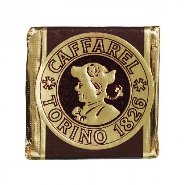 Caffarel - Torinesi Gianduja Nougatwürfel mit dunkler Schokolade
