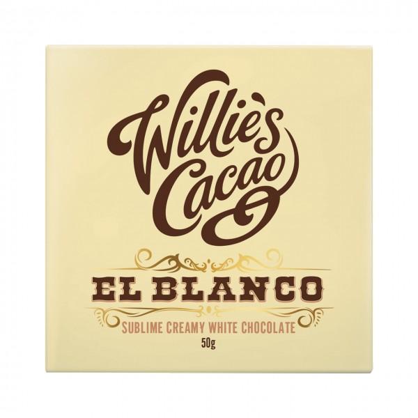 Willie's Cacao - El Blanco - Venezuelan 00
