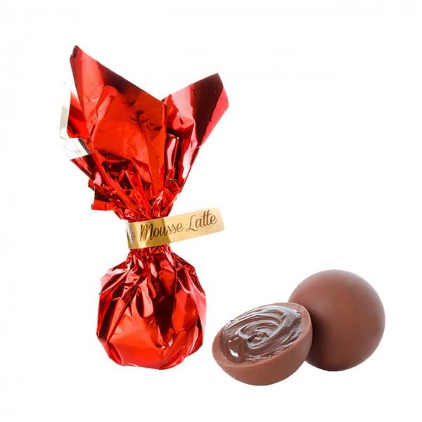 Venchi - Roter Komet gefüllt mit Kakao-Creme