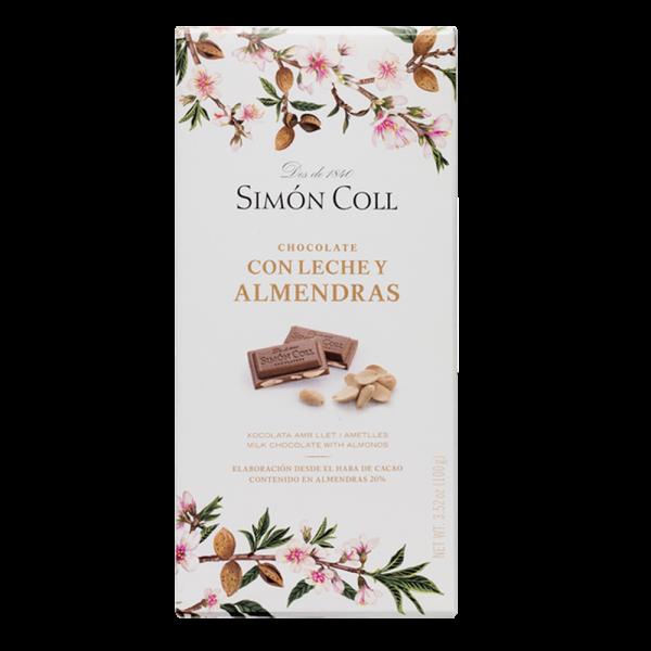 Simon Coll - Vollmilchschokolade & Mandeln