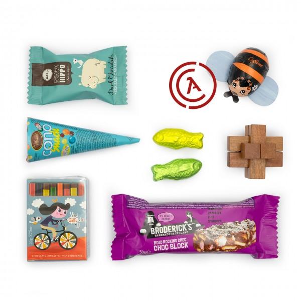 CAMONDAS - Kindertags-Geschenkbox