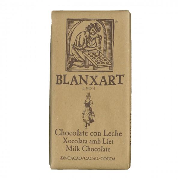 Blanxart pure Vollmilch-Schokolade