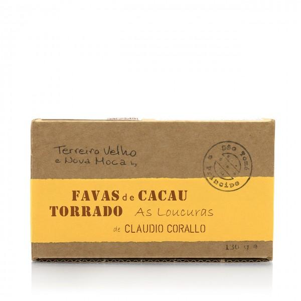 Claudio Corallo - Geröstete Kakaobohnen
