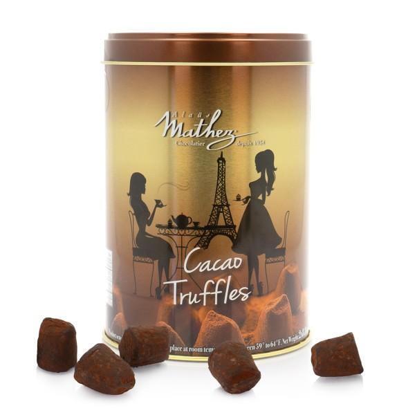 Mathez - Schokoladen-Trüffel Pur - Paris Edition
