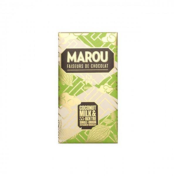 """Marou - Vollmilchschokolade """"Ben Tre"""""""