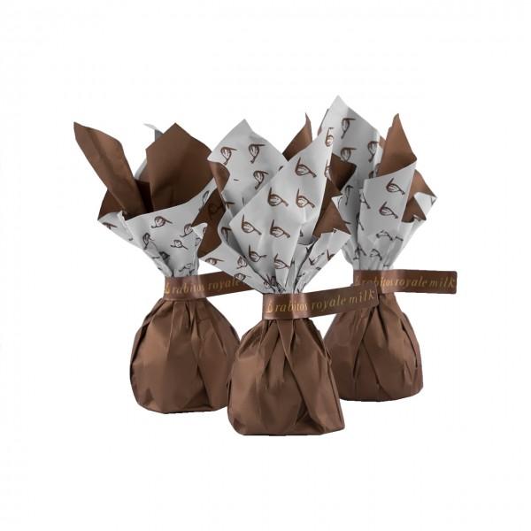 La Higuera - Gefüllte Feige in Vollmilch-Karamell-Schokolade