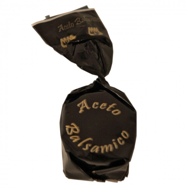 Cuneesi - Dunkle Praline mit Balsamico Essig-Ganache gefüllt